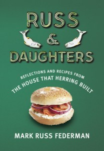 RUSS AND DAUGHTERS book cover