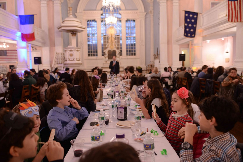 Passover 5774 kids