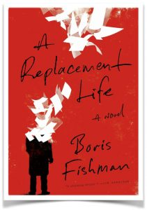 A Replacement Life book cover copy