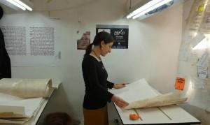 Choosing Parchment