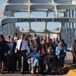 Obama and Pettis Bridge